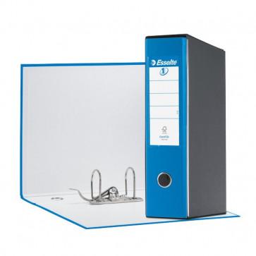Registratori Eurofile Esselte commerciale 23x30 cm 8 cm blu VIVIDA 390753910