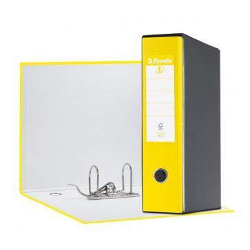 Registratori Eurofile Esselte protocollo 23x33 cm 8 cm giallo VIVIDA 390755930