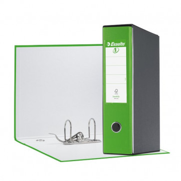 Registratori Eurofile Esselte protocollo 23x33 cm 8 cm verde VIVIDA 390755940
