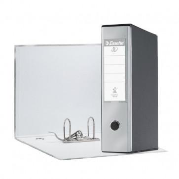 Registratori Eurofile Esselte protocollo 23x33 cm 8 cm grigio Metallizzato 390755970