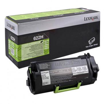 Originale Lexmark 62D2H00 toner altissima resa nero