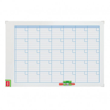 Planning magnetico Performance Nobo mensile 60x90 cm 3048101