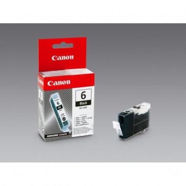 Originale Canon 4705A002 Serbatoio inchiostro BCI-6BK nero
