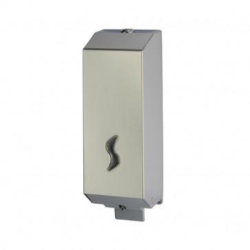 Dispenser Sapone Liquido 1200ml In Acciaio Inox