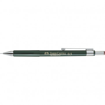 Portamine TK Fine Faber Castell verde 0,5 mm 136500