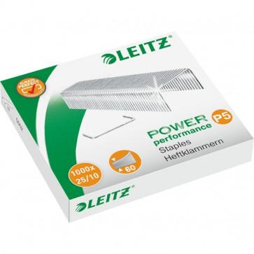 Punti per alti spessori Leitz Punti metallici 25/10 55740000 (conf.1000)