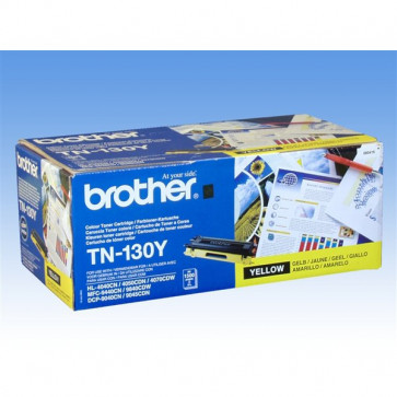 Originale Brother TN-130Y Toner SERIE 130 giallo