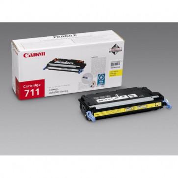 Originale Canon 1657B002 Toner 711 Y giallo