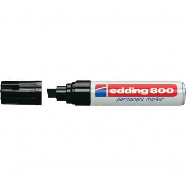 Marcatore permanente 800 Edding rosso scalpello 4-12 mm 800 002