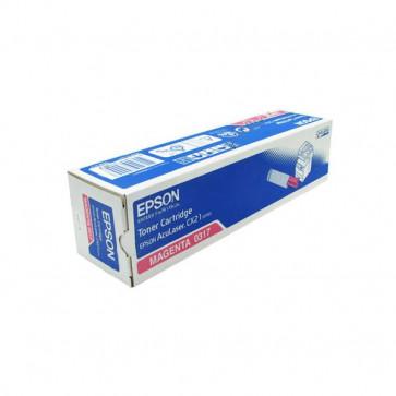 Originale Epson C13S050317 Toner magenta