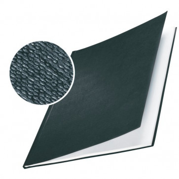 Copertine rigide Leitz 211-245 fogli nero antracite 73960095 (conf.10)