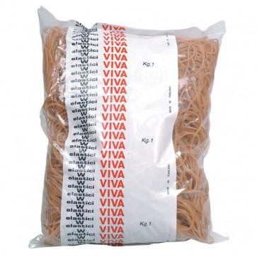Elastici in gomma naturale Viva 40 mm EN040 (conf.1000)