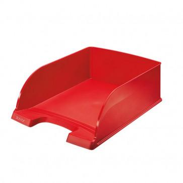Portacorrispondenza Leitz Plus Jumbo rosso papavero 52330025 (conf.4)