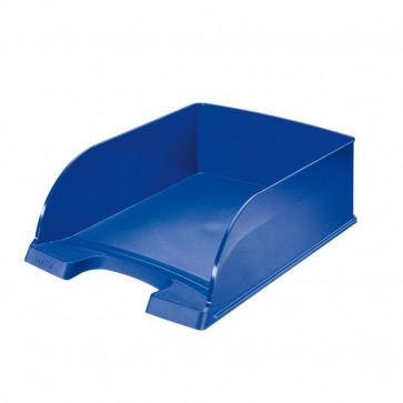 Portacorrispondenza Leitz Plus Jumbo blu fiordaliso 52330035 (conf.4)