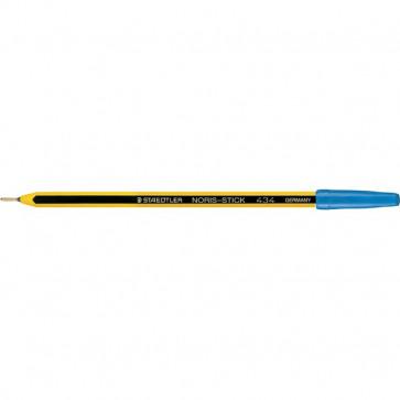Penna a sfera Noris Stick Staedtler verde 1 mm 434 05 (conf.20)