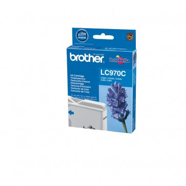 Originale Brother LC-970C Cartuccia inkjet SERIE 970 ciano