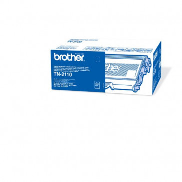 Originale Brother TN-2110 Toner SERIE 2100 nero