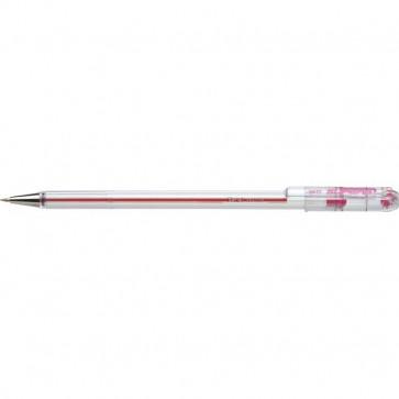 Penna a sfera Superb Pentel rosso 0,7 mm BK77-B (conf.12)