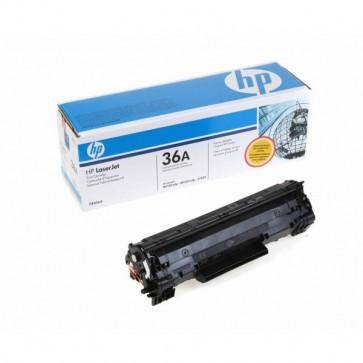Originale HP CB436A Toner nero