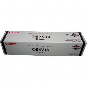 Originale Canon 0386B002AA Toner C-EXV18BK nero