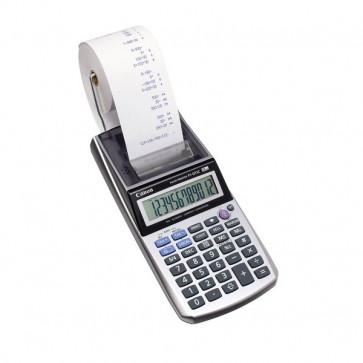 Calcolatrice P1-DTSC Canon Argento metallizzato 2494B001