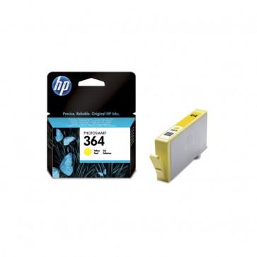 Originale HP CB320EE Cartuccia inkjet 364 giallo