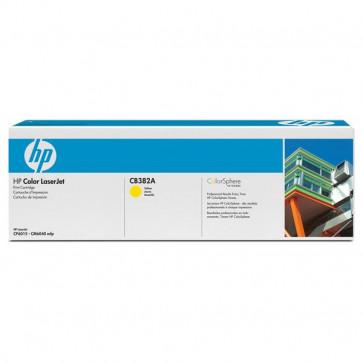Originale HP CB382A Toner giallo