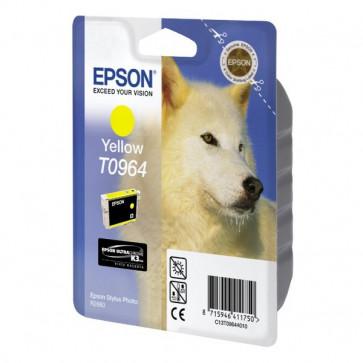 Originale Epson C13T09644010 Cartuccia inkjet ink pigmentato blister RS ULTRACHROME K3 giallo