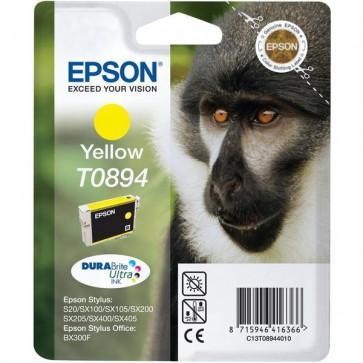 Originale Epson C13T08944011 Cartuccia inkjet ink pigmentato blister RS DURABRITE ULTRA giallo