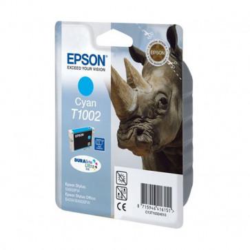 Originale Epson C13T10024010 Cartuccia inkjet alta resa ink pigment.blister RS DURABRITE ULTRA ciano