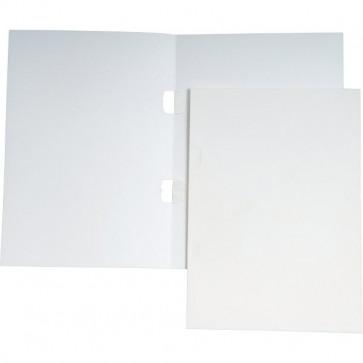 Cartellina preventivi 4company Formato 31x22 cm bindakote 250 g/mq- 3640 (conf.10)