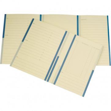 Cartellina pratica avvocati 4company arachide 34,5x24,5 cm woodstock 285 g/mq 7015 01 (conf.20)
