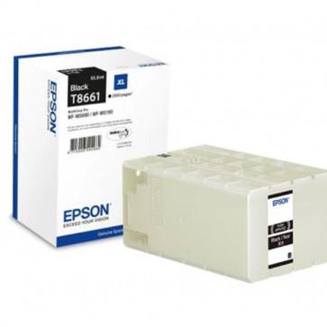 Originale Epson C13T866140 Cartuccia inkjet ink pigmentato DURABrite Ultra 86