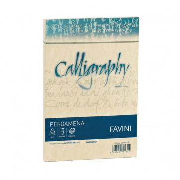 Calligraphy Pergamena Liscio Favini crema buste 11x22 cm 90 g A572203 (conf.25)