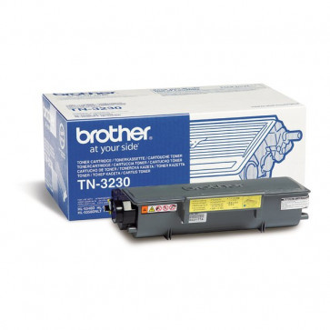 Originale Brother TN-3230 Toner SERIE 3200 nero