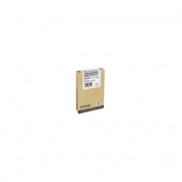 Originale Epson C13T603900 Cartuccia inkjet alta capacità ink pigmentato ULTRACHROME K3 T6039 nero chiaro