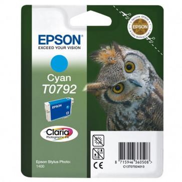 Originale Epson C13T07924010 Cartuccia inkjet blister RS CLARIA ciano