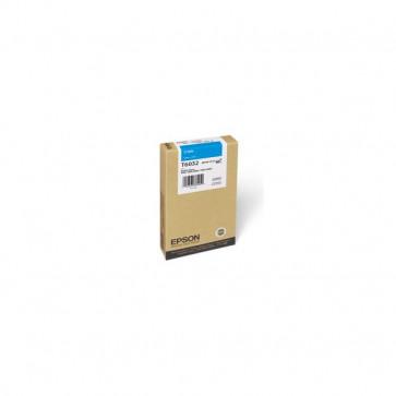 Originale Epson C13T603200 Cartuccia inkjet alta capacità ink pigmentato ULTRACHROME K3 T6032 ciano
