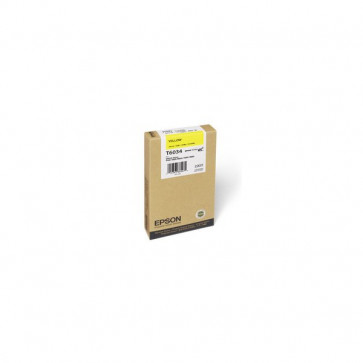 Originale Epson C13T603400 Cartuccia inkjet alta capacità ink pigmentato ULTRACHROME K3 T6034 giallo