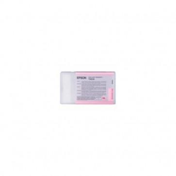 Orig. Epson C13T603600 Cartuccia inkjet alta cap. ink pigmentato ULTRACHROME K3 T6036 magenta chiaro