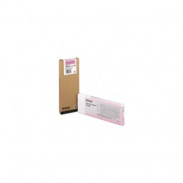 Orig. Epson C13T606600 Cartuccia inkjet alta cap. ink pigmentato ULTRACHROME K3 T6066 magenta chiaro