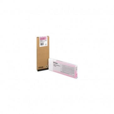Originale Epson C13T606C00 Cartuccia inkjet ink pigmentato ULTRACHROME K3 T606C magenta chiaro