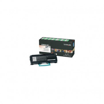 Originale Lexmark E360H11E Toner alta resa return program nero