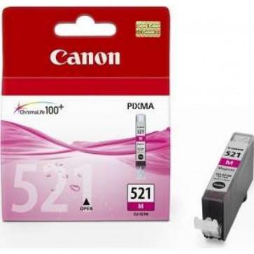 Originale Canon 2935B001 Serbatoio inchiostro Chromalife 100+ CLI-521 M magenta