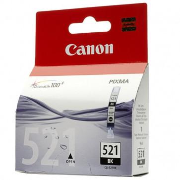 Originale Canon 2933B001 Serbatoio inchiostro Chromalife 100+ CLI-521 BK nero