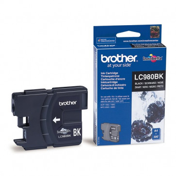 Originale Brother LC-980BK Cartuccia inkjet SERIE 980 nero