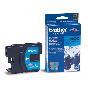 Originale Brother LC-980C Cartuccia inkjet SERIE 980 ciano