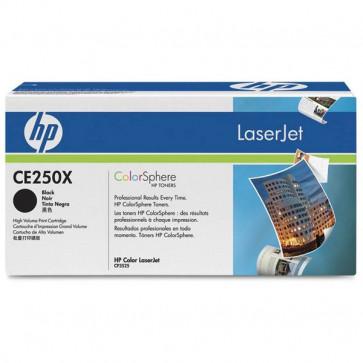 Originale HP CE250X Toner alta capacità nero