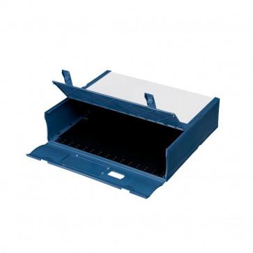 Scatola Archivio Combi Box E600 Fellowes Dorso 9 mm blu navy E600BN