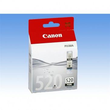 Originale Canon 2932B001 Serbatoio inchiostro ink pigmentato Chromalife 100+ PGI-520 BK nero